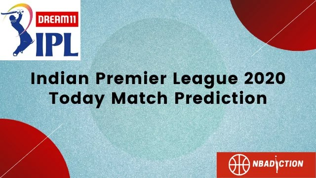 ipl predictions 2020 nbadiction - KKR vs RR Dream11 Prediction, 54th Match, IPL 2020