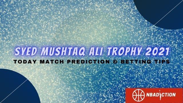 Syed Mushtaq Ali Trophy 2021 prediction - Gujarat vs Himachal Pradesh Dream11 Team Prediction Tips - SMAT 2021