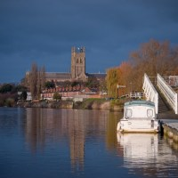 Latest update and a pictorial journey from Stourport to Worcester