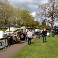 An up and down weekend at St Richard's Festival in Droitwich