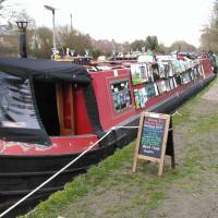 Trading Tales - The Floating Art Gallery Boat