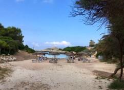Sa Caleta Beach - so quaint