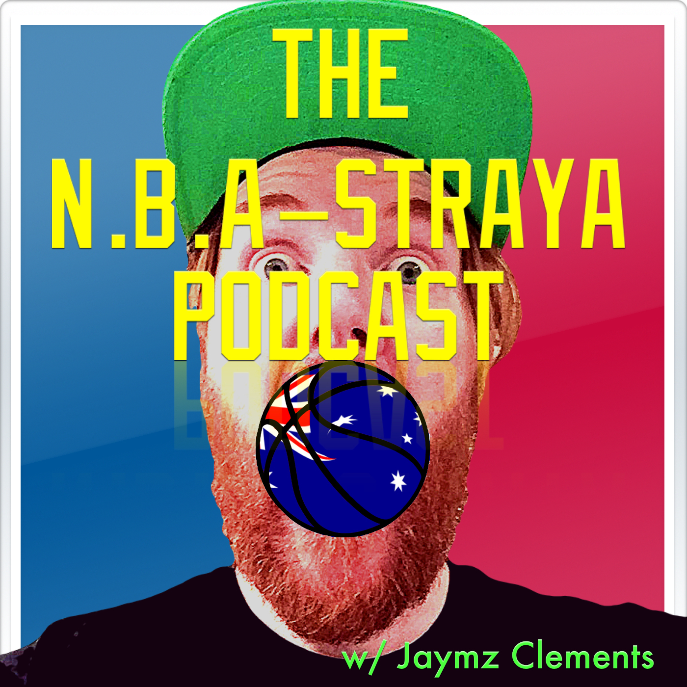 N B A  Straya – your new favourite daily NBA Podcast