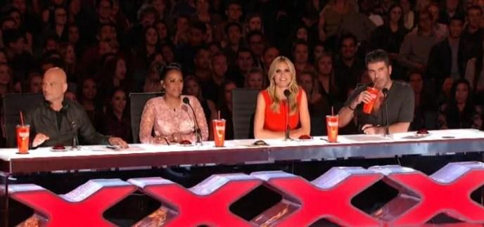 Jury Americas Got Talent
