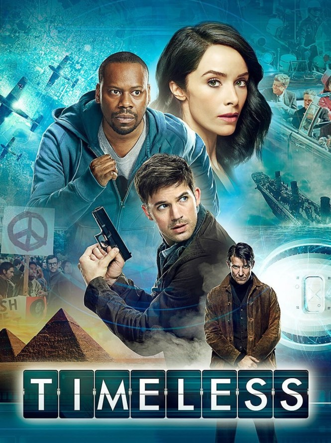 Timeless has arrived to NBC