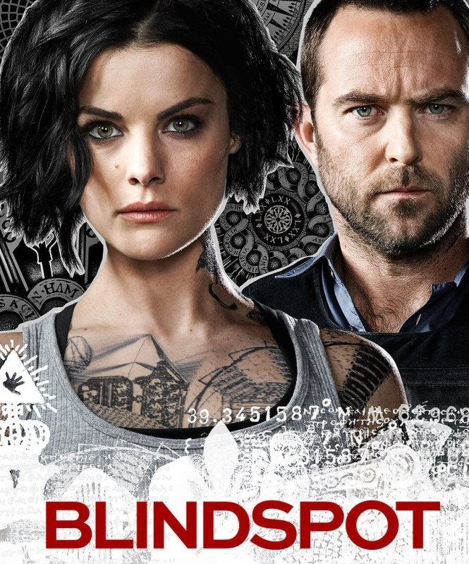 Blindspot on NBC
