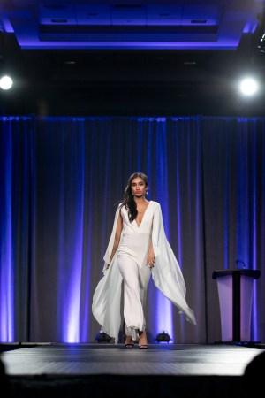 Lydia Stewart's 2019 Fashion Line at the NBCCD Annual Fashion Show
