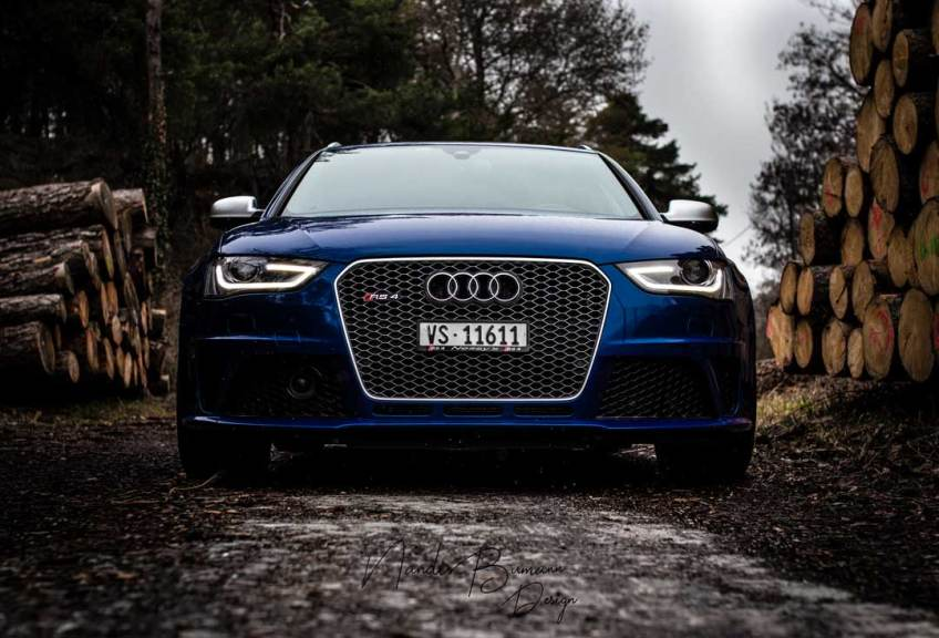 Fotografie Wallis Audi RS4 Fotografie