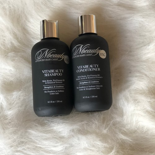 Vita Beauty Shampoo and Conditioner