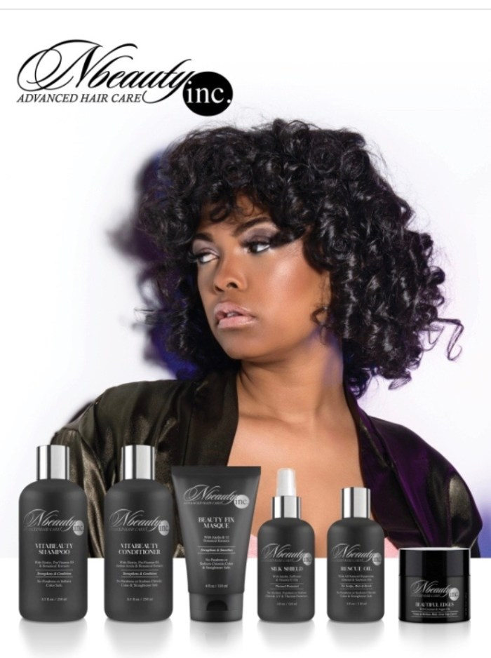 Nbeauty Advanced Hair Care System