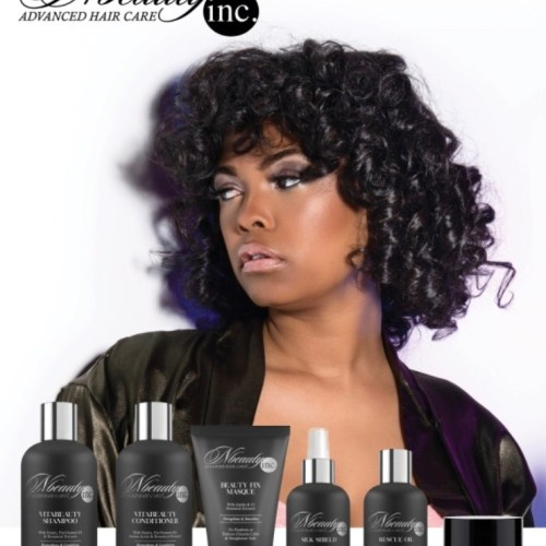 Nbeauty Advanced Hair Care System
