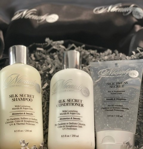 Silk Secret Trio