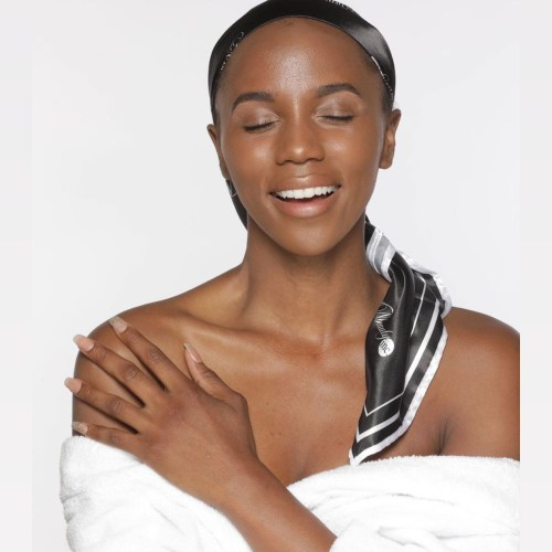 Nbeauty Signature Silk Scarf