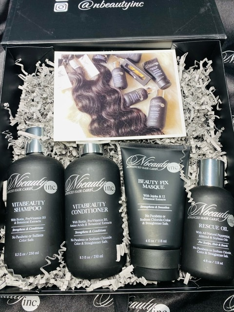 Hair Growth Gift Set