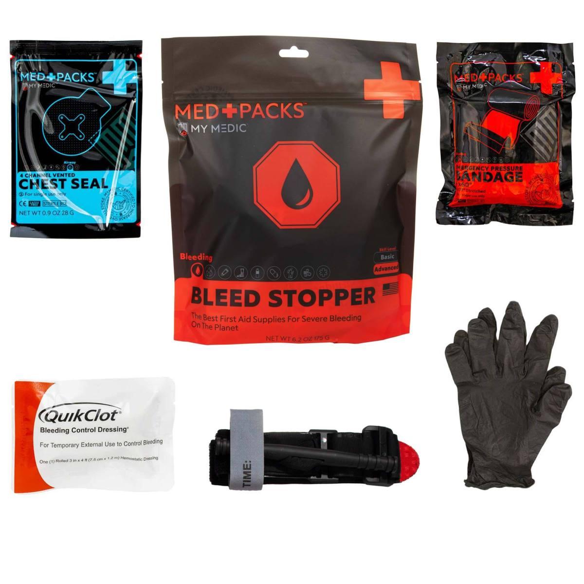 Bleed Stopper Med Pack