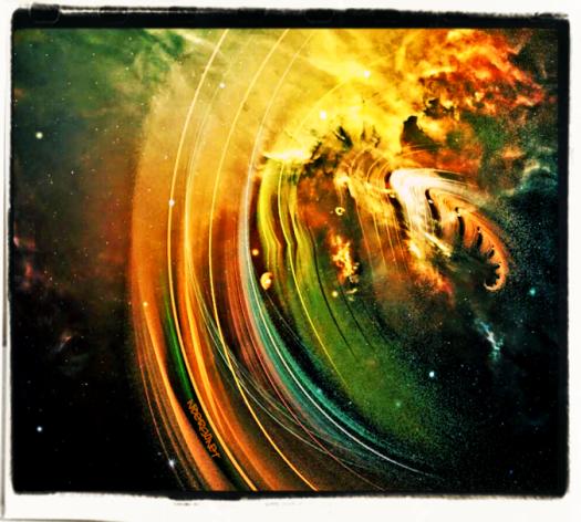 Cosmic Space Fractal