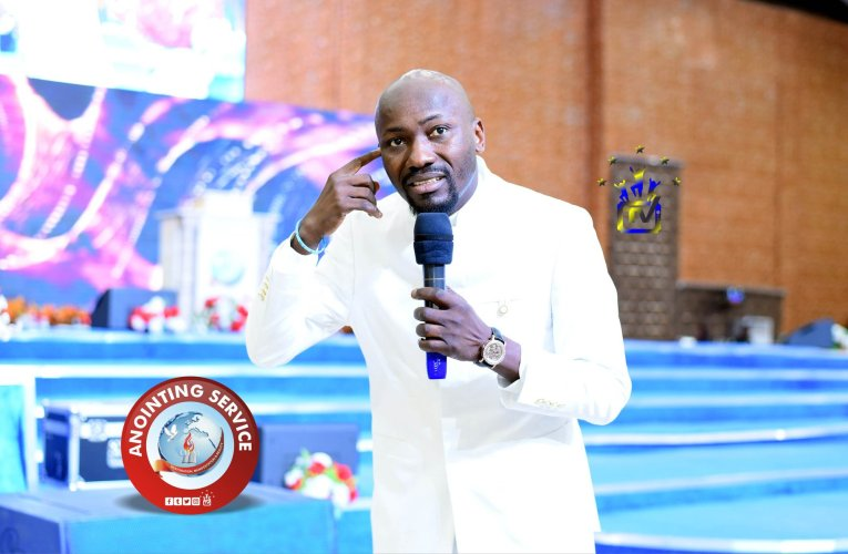 Updated: Download All Apostle Johnson Suleman Messages 2021 Mp3