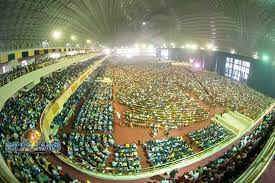 GLORY DOME BUILDING BY PASTOR ENENCHE