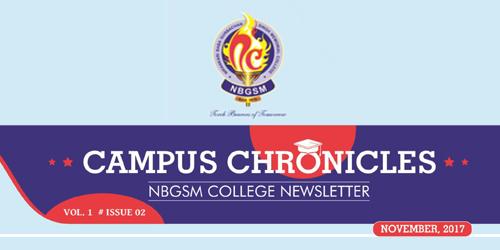 Newsletter : November 2017