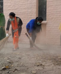 "Cleanliness Drive – ""Swacch Bharat, Swasth Bharat"""