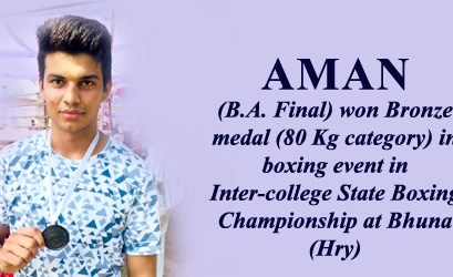 Inter College State Boxing Championship