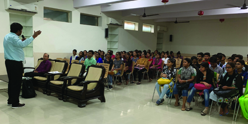 Session on Financial Literacy and Investor Awareness