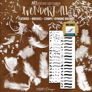 nbk-WONDERFALL-2017-Feathers