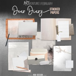 nbk-DEAR-DIARY-stacked-papers