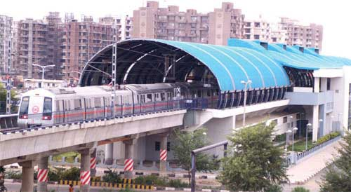 MRT System in India