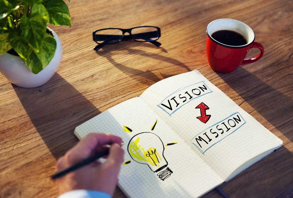 Set a Clear & Inspiring Vision