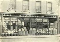 The original Taylor's Seed Shop in King's Lynn. Picture: Breckland View