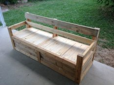 Patio chair and storage box http://bit.ly/10cSO4y