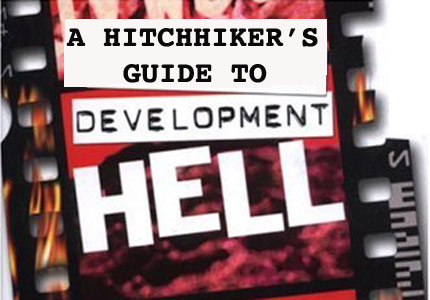 the Hitch-hiker's guide to the galaxy movie development hell