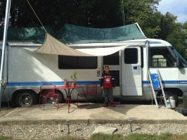 Our AirBnB RV!