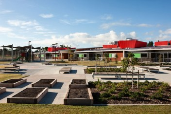 Hobsonville Point Primary - Images from asc architects
