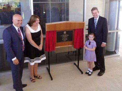 Official Opening - Oran Park Public School