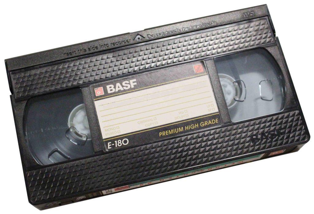 Digitalisieren Von Videofilmen