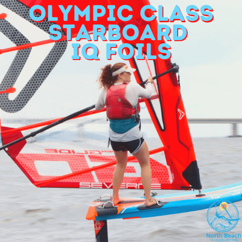 olympic class starboard foil set