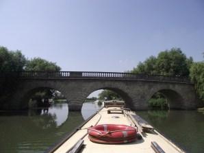 Swinford Toll Bridge