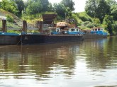 Gravel Barges