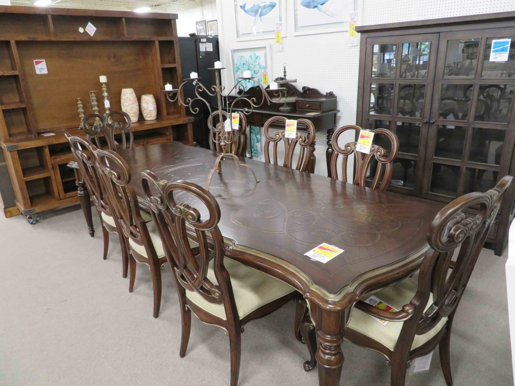 Grand Palais Dining Table Heavner Furniture Market