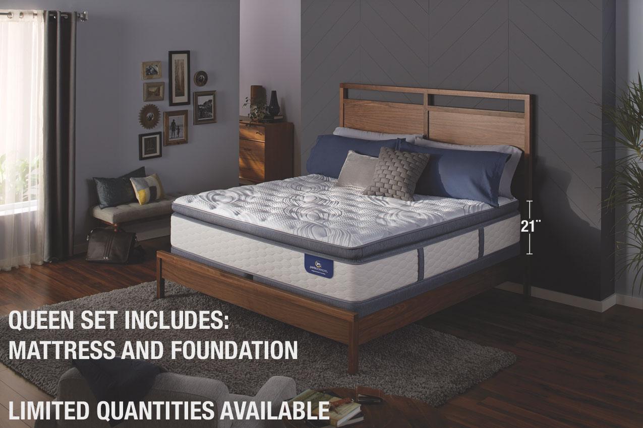 Serta Promo On Page Heavner Furniture Market