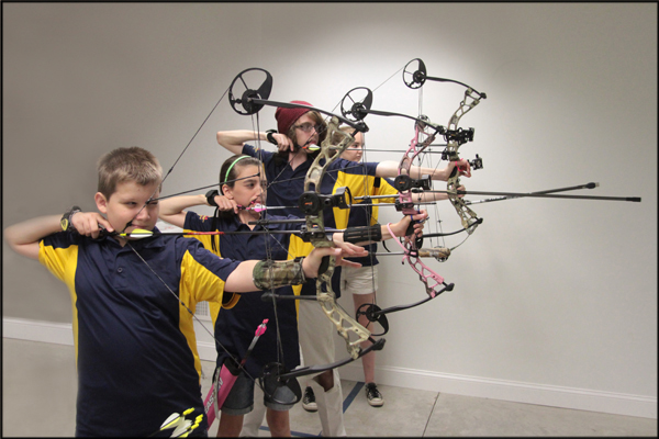Youth Indoor Target League Start October 20, 2019