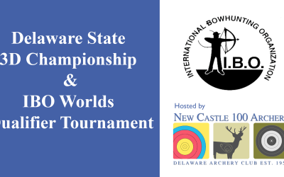 DE State Championship and IBO Worlds Qualifier