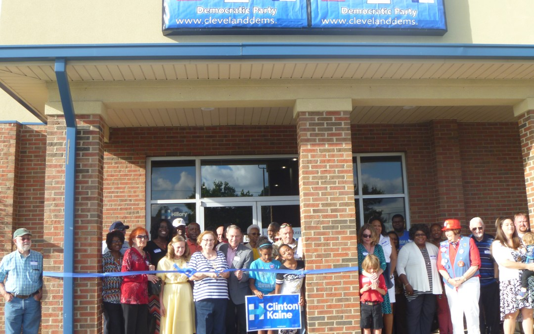 Grand Opening for Coordinated Democratic Campaign Headquarters