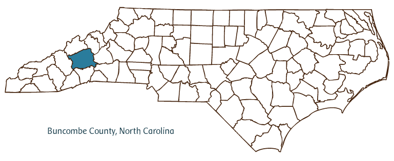 Buncombe County Profile on PoliticsNC