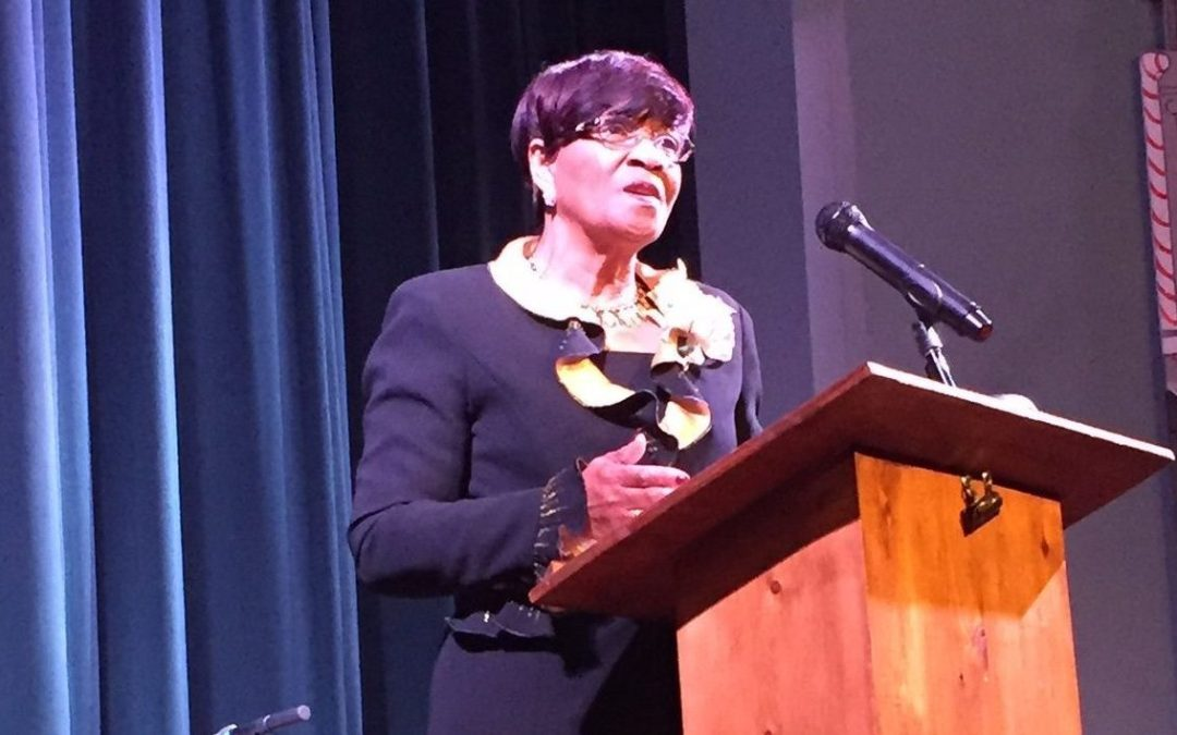 Mary Francis White – First African-American Elected to Public Office in Lincoln County