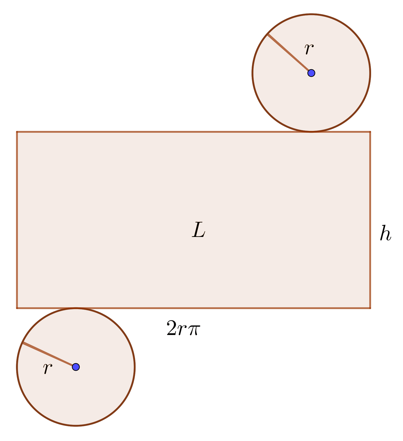 Volume Amp Surface Area Of Cylinder Calculator