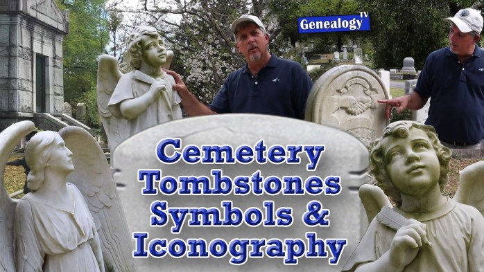 Headstone Designs, Symbols, Cherubs, Iconography Found in Cemeteries and Their Meaning