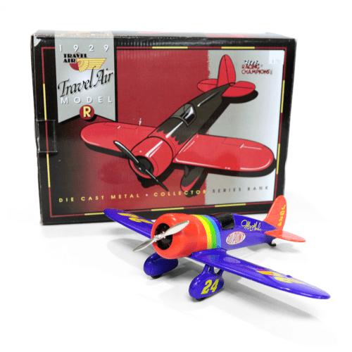 Racing Champions Model Plane